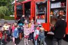 Wizyta w Straży Pożarnej - wszystkie grupy - 18-19.05.2015