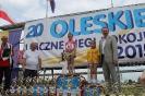 XX Oleskie Uliczne Biegi Pokoju - 09.05.2015