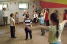 Zajęcia gimnastyczne 5 - Słoneczka i Muchomorki - 05.2015
