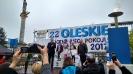Oleskie Uliczne Biegi Pokoju - 06.05.2017