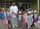 Wizyta w szpitalu - Pszczółki - 13.06.2017