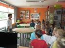 Wycieczka do szkoły nr 3 - Pszczółki i Biedronki - 06.2018