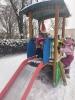 Zabawy na śniegu - 02.2021